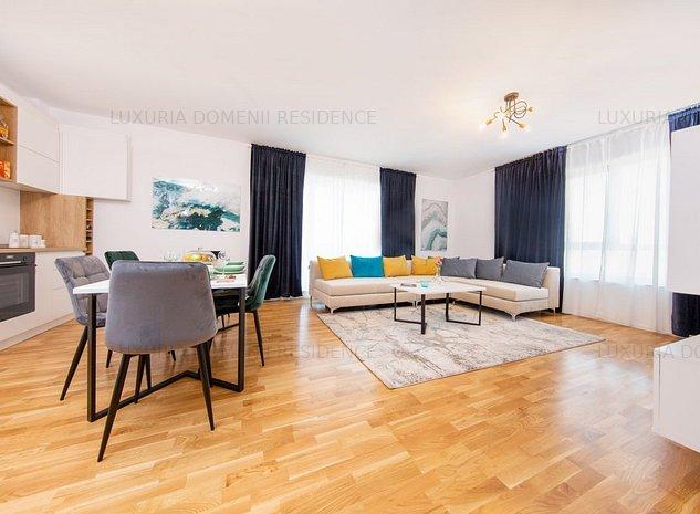 LUXURIA Domenii Residence, apartament 4 camere  - imaginea 1
