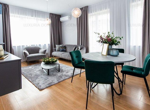 Apartament de trei camere in zona Domenii - imaginea 1
