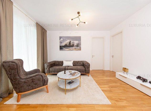 PROMOTIE 2 camere plus Office, Luxury, Casa Presei, mutare rapida!!!! - imaginea 1