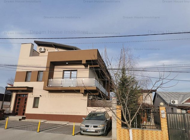 Duplex cu 4 camere zona Straulesti 200 mp construiti - imaginea 1
