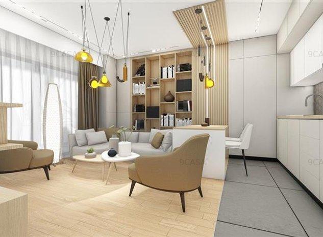 Apartament Central | 2 Camere Spatioase | 13 Septembrie - imaginea 1