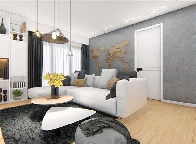 Comision 0 I Apartament 2 Camere I 13 Septembrie I Etaj 5/8 - imaginea 1