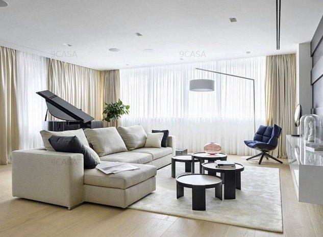 Comision 0 / Apartament 3 Camere Spatios / 13 Septembrie / Etaj 4/8 - imaginea 1