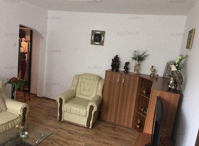 Apartament 2 camere, elegant, mobilat si utilat, zona Malu Rosu - imaginea 1