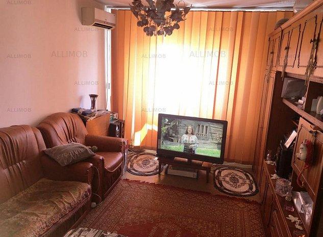 Apartament elegant, 3 camere, mobilat, AC x3, Mihai Bravu, Ploiesti - imaginea 1