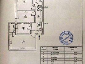 Apartament de vânzare 3 camere, în Ploiesti, zona Carol Davila