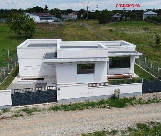 COMISON 0% Casa superba pe malul lacului Snagov, Izvorani - imaginea 1