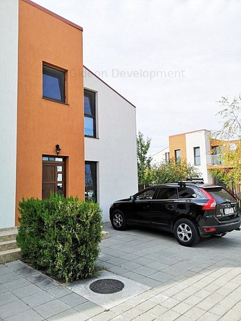 Vila de inchiriat 4 camere- Hystria Residence, Corbeanca - imaginea 1