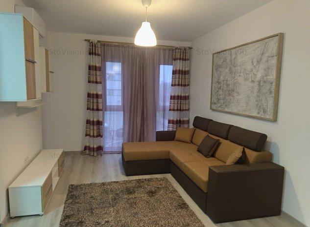Apartament nou, 3 camere, mobilat si utilat, River Residence - imaginea 1