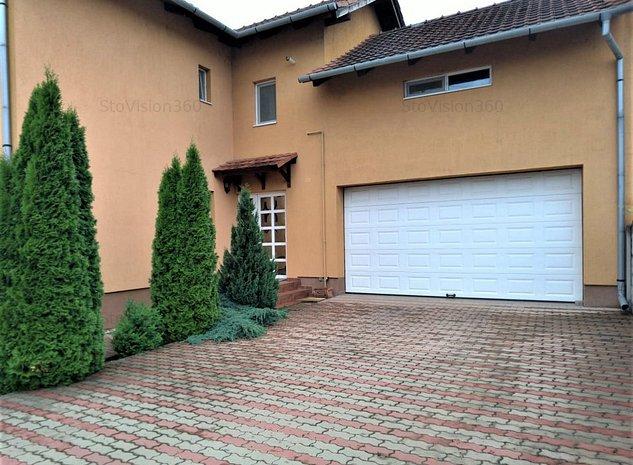 Casa individuala cu garaj dublu, in spate la Decathlon - imaginea 1