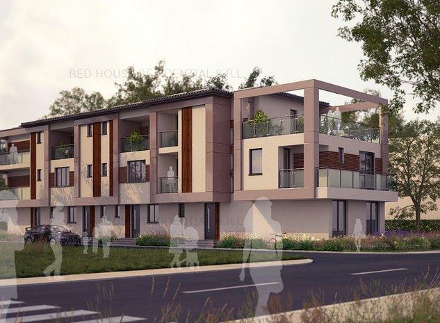Complex de vile insiruite - Berceni - Grand Arena - DEZVOLTATOR-COMISION 0% - imaginea 1