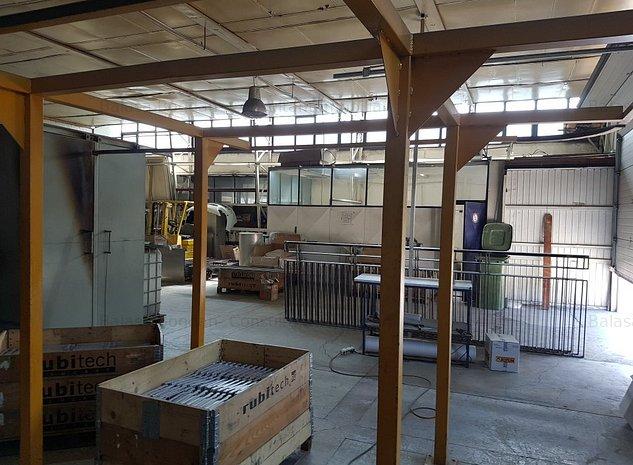 Hala industriala Bartolomeu-Brasov - imaginea 1