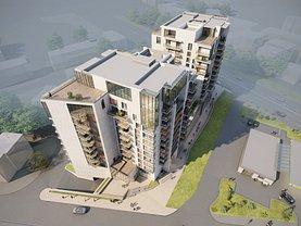 Penthouse de vânzare 4 camere, în Bucuresti, zona Herastrau