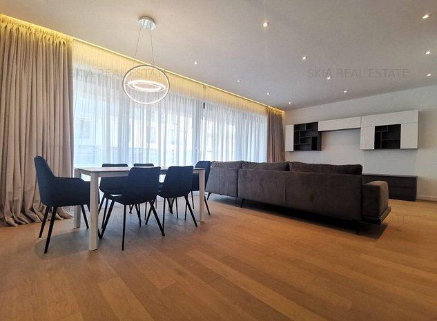 Inchiriere duplex 4 camere // ONE Herastrau Plaza - imaginea 1