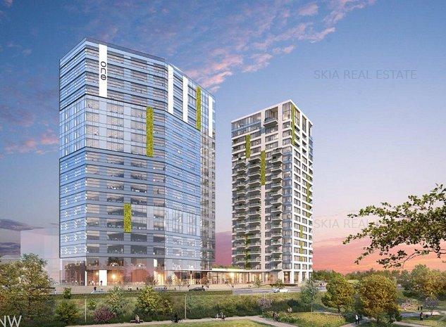 Penthouse for sale - Great view to Verdi Park | 6 bedrooms - imaginea 1