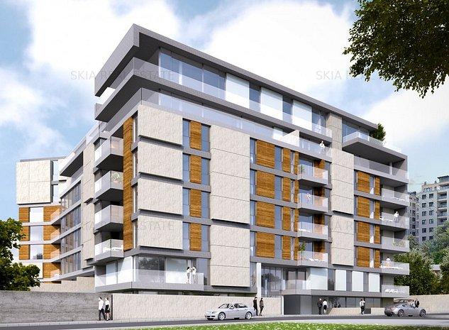 NEO FLOREASCA LAKE | 2 BEDROOM | GREEN BUILDING | FOR SALE | LAKE VIEW - imaginea 1