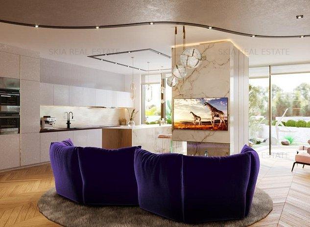 NEO FLOREASCA LAKE | 3 BEDROOM | GREEN BUILDING | FOR SALE - imaginea 1