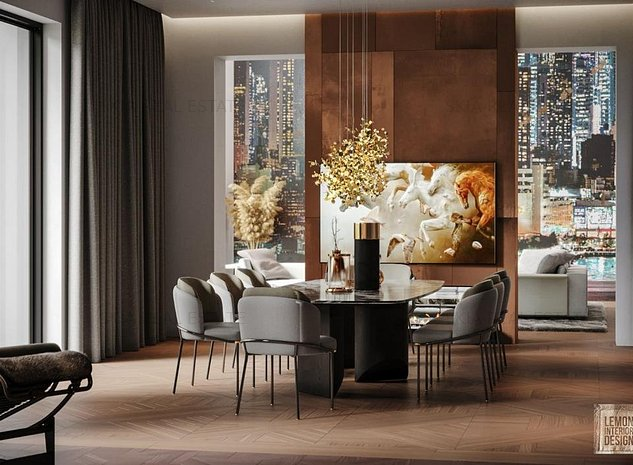 3 bedroom | ONE Mircea Eliade | Premium location | Green Building - imaginea 1