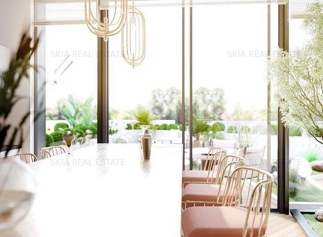 2 bedroom   NEO Floreasca Lake   Premium location   Green building - imaginea 1
