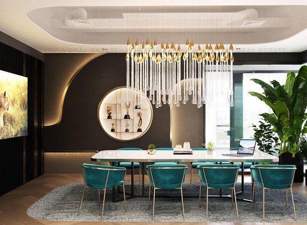 4 bedroom penthouse duplex | ONE Peninsula | Premium location | Green building - imaginea 1