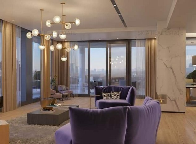 2 bedroom | NEO Floreasca Lake | Premium location | Green building - imaginea 1