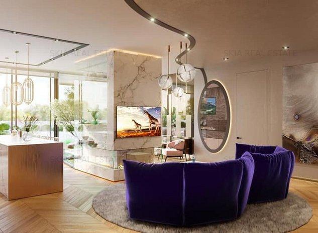 3 bedroom | NEO Floreasca Lake | Premium location | Green building - imaginea 1