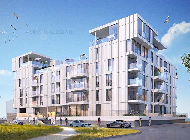 1 bedroom | NEO Mamaia | Premium location | Green building - imaginea 1