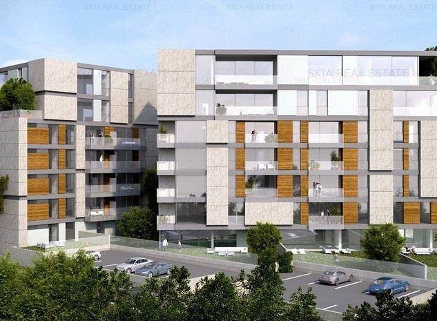 3 Rooms | NEO Floreasca Lake | Premium location | Green building - imaginea 1