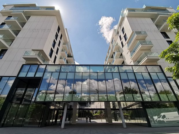 Inchiriere spatiu comercial in ansamblul rezidential ONE Herastrau Plaza - imaginea 1