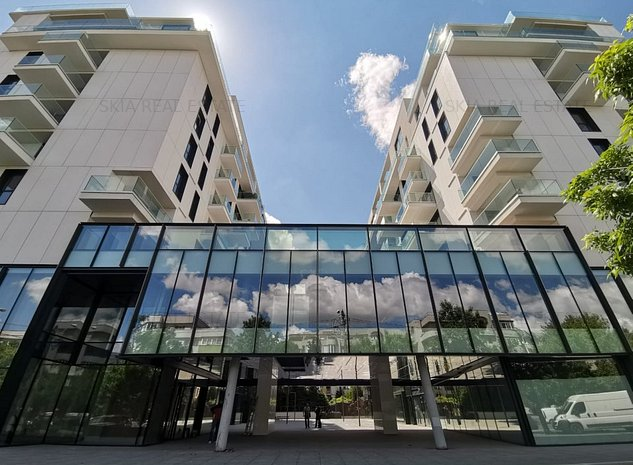 Inchiriere spatiu comercial/birouri in ansamblul rezidential ONE Herastrau Plaza - imaginea 1