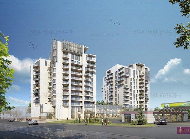 Spatiu Comercial de Vanzare One Herastrau Towers - imaginea 1