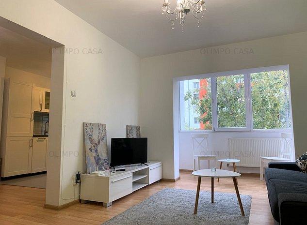 Apartament Cozy Calea Mosilor - COMPLET RENOVAT S81 - imaginea 1