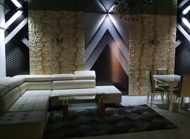 Apartament de LUX!! Ghica Plaza - 3 camere - vedere panoramica - A801   - imaginea 1