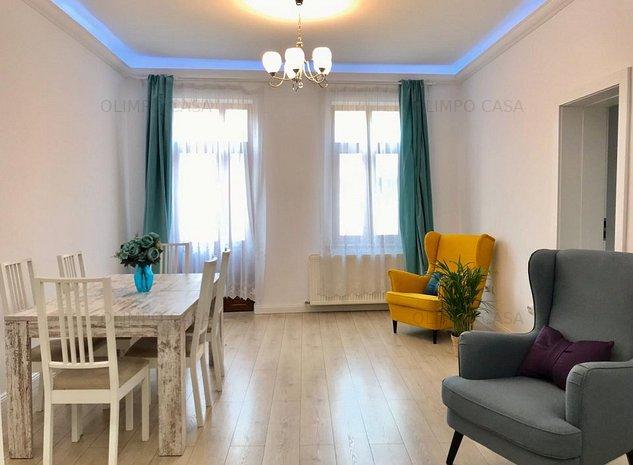 MOSILOR- Apartament 4 camere- LUX C522 - imaginea 1