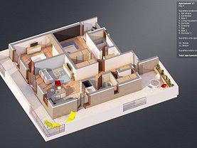 Apartament de închiriat 3 camere, în Bucuresti, zona Prelungirea Ghencea