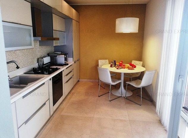 Inchiriere apartament 4 camere Soseaua Nordului Herastrau Sector 1 Aviatiei - imaginea 1