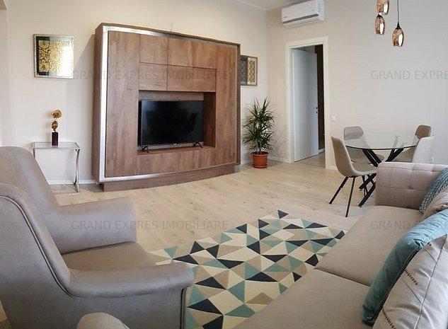 Apartament 3 camere Laguna Residence Sector 2 Barbu Vacarescu Tei Aviatiei - imaginea 1