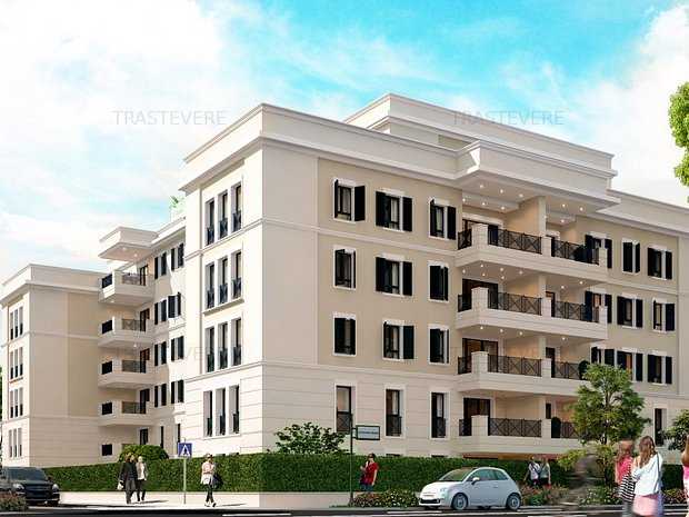 Apartament cu 2 camere B 1.5 - imaginea 1