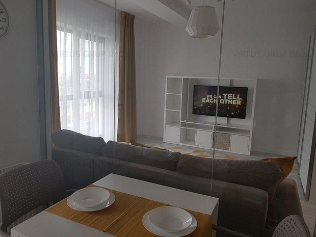 Garsoniera superba 21 Residence-PRIMA INCHIRIERE - imaginea 1