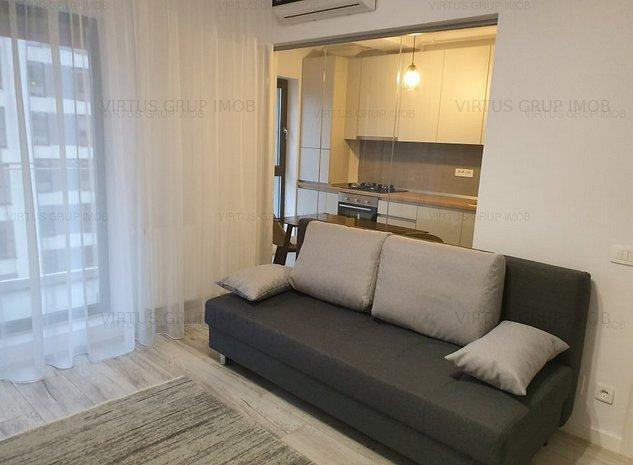 Apartament 2 camere complex 21 Residence-TOTUL NOU/PRIMA INCHIRIERE - imaginea 1