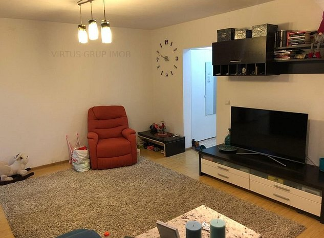 Apartament 3 camere Lujerului - imaginea 1
