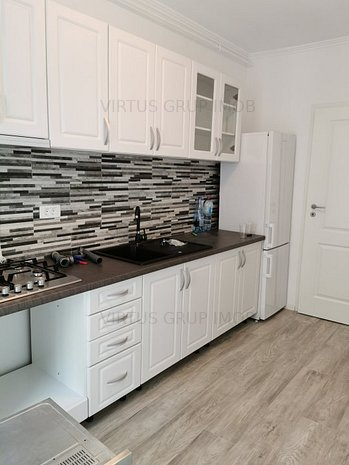 Apartament cu 2 camere Plazza Residence - imaginea 1