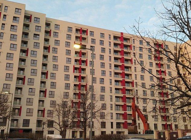 Garsoniera Plaza Residence - imaginea 1