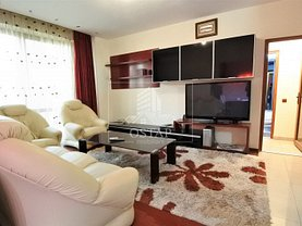 Apartament de închiriat 2 camere, în Bacau, zona Aviatori