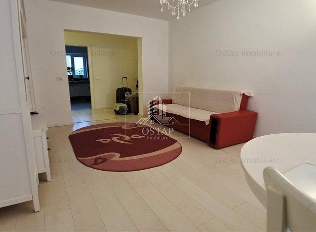 Mihai Viteazu - apartament 3 camere decomandate - mobilat + utilat - renovat - imaginea 1