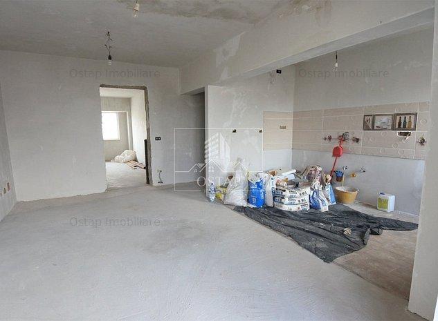 45.000 EURO - Mihai Viteazu - apartament 2 camere - etajul 7 - imaginea 1