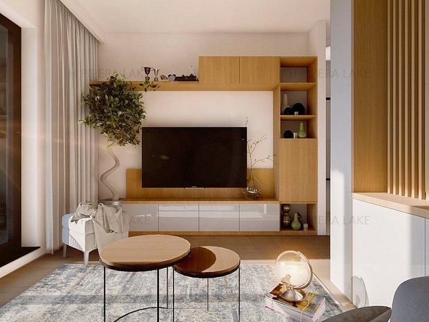 Studio Cochet cu Terasa de 8.12 mp - imaginea 1