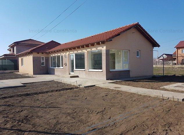 Mangalia -  Casa noua in stil mediteranean!  - imaginea 1