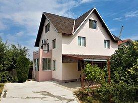 Casa de vânzare sau de închiriat 5 camere, în Agigea