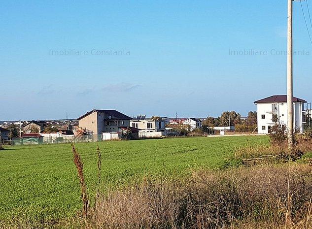 Costinesti – Golful Francez –Teren intravilan ideal constructie vila – pensiune! - imaginea 1